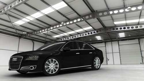 Audi_A8_by_Error07 baru